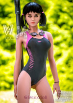 Heidi - Wheat Skin C Cup Sex Doll #36 Head 166cm WM TPE Realistic Male Real Dolls