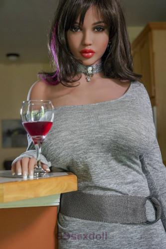 Stephani - Big Breasts Life Size Sex Doll 254# Head TPE 171cm WM Realist Love Dolls