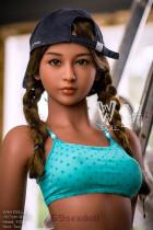 Jocelyn - B-cup Big Eyes Blow Up Sex Doll 33# Head TPE 157cm WM Real Love Dolls
