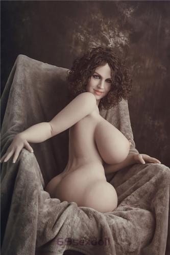 Maria - M cup Big Breasts Sexy Sex Doll #195 Head TPE WM Real Dolls for Men