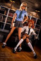 Lillian - C cup Buttocks Lifelike Sex Dolls #273 Head TPE 166cm WM Living Real Doll