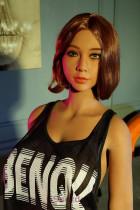 Olina - 70# Head TPE Japanese Style Sex Doll 168cm WM Full Body Real Dolls