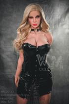Shirley - Plump Body Human Sex Doll 366# Head TPE 167cm WM BBW Real Dolls
