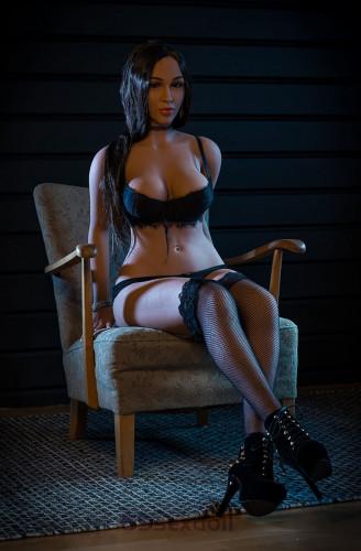 Tina - D-cup Buttocks Lifelike Sex Dolls #117 Head TPE 160cm WM Living Real Doll