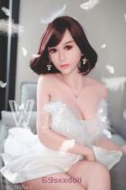 Winnie - Feather Fairy Lesbian Sex Doll 85# Head TPE 165cm WM Realistic Real Dolls