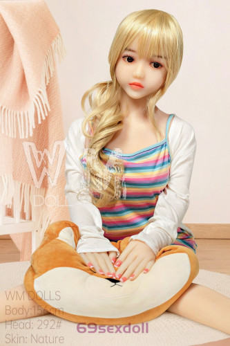Isabella - Cute Sister Full Body Sex Doll 292# Head TPE 156cm WM Real Dolls for Sale