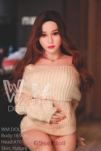 Wanda - Sexy Sweater Full Size Sex Doll 70# Head TPE 165cm WM Real Dolls