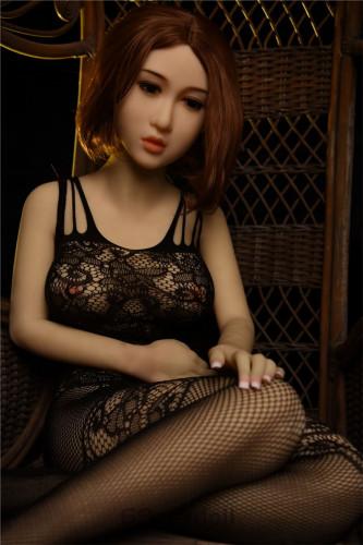 Melanie - 73# Head TPE Short Hair Lifelike Sex Dolls 145cm WM Living Real Doll