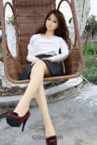 Gabrielle - Long Legs Sex Dolls 31# Head 145cm WM TPE Real Doll Nude