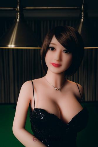 Bailey - 62# Head TPE Sexy Short Hair Realistic Sex Doll 145cm WM Girl Real Dolls