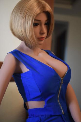 Aubrey - 70# Head TPE Big Breasts Reddit Sex Doll 161cm WM Sexy Real Dolls