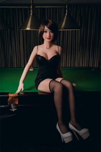 Mia - D-cup 62# Head TPE Big Breasts Life Size Sex Doll 145cm WM Jasmine Real Dolls