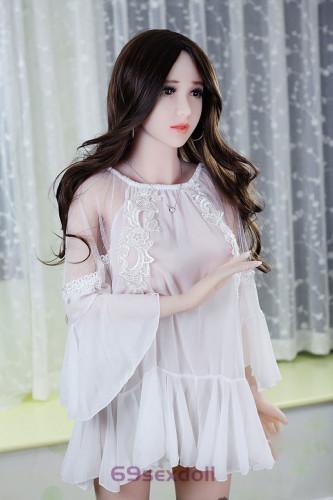Samantha - Innocent and Cute Sex Doll 53# Head TPE 165cm WM Full Body Real Dolls