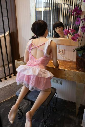 Lydia - Cute Girl Lifelike Sex Dolls 20# Head 158cm WM TPE Living Real Doll