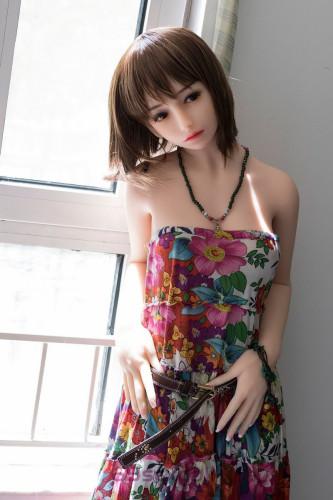 Nevaeh - 153# Head TPE Japanese Style Human Sex Doll 156cm WM BBW Real Dolls