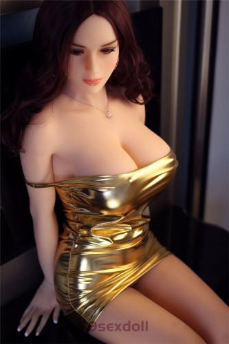 Katie - Big Breasts 15# Head 161cm WM TPE Real Dolls