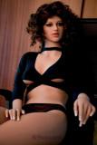 Brooklyn - Sexy Fishnet Stockings 162cm WM 239# Head TPE Girl Real Doll