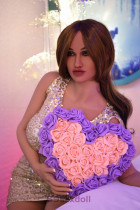 Lauren - Sexy Lips Sex Doll Creampie 174# Head 150cm WM TPE Blow up Real Dolls