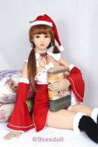 Juliana - Cute Christmas Outfit 156cm WM 225# Head TPE Plush Real Doll