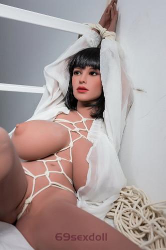 Kayla - Wheat Skin 126# Head 148cm WM TPE Lifelike Real Dolls
