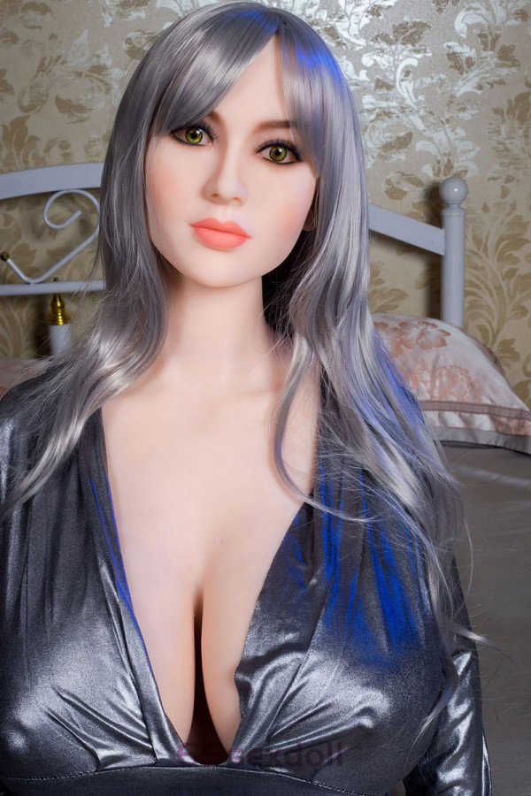 Jocelyn - Big Breasts 168cm WM 15# Head TPE Real Dolls for Sale