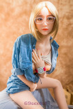 Gabriella - 85# Head TPE Sunshine Beauty Jasmine Sex Doll 158cm WM Inflatable Real Dolls