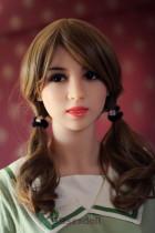 Lucy - 98# Head TPE Cute Tongue Reddit Sex Doll 153cm WM Sexy Real Dolls