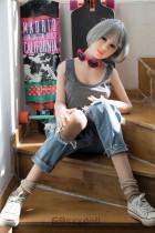 Savannah - 98# Head TPE Short Hair Girl Sex Doll 156cm WM Best Real Dolls