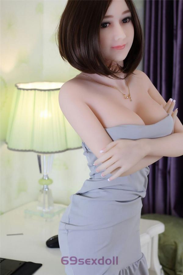 Ashley - Big Breasts 62# Head 165cm WM TPE Realistic Male Real Doll