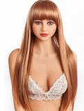 Hellen - 168cm Plush Sex Doll Irontech TPE Lesbian Real Dolls