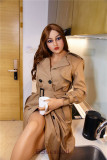 Amy - C-cup 163cm Adult Sex Doll Irontech TPE Life Size Real Dolls