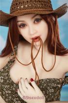 Xiu - 157cm Young Sex Doll TPE Irontech Cheap Real Dolls