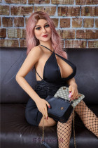 Lisa - TPE Real Life Sex Doll 163cm Irontech Realistic Male Real Dolls
