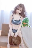 Kiyoko - TPE Realistic Sex Doll Irontech 145cm Girl Real Dolls