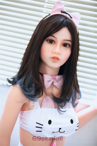 Cathy - Irontech Blow up Sex Doll TPE 145cm Plush Real Dolls