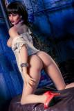 Yael - Irontech Jasmine Sex Doll 168cm TPE Inflatable Real Dolls