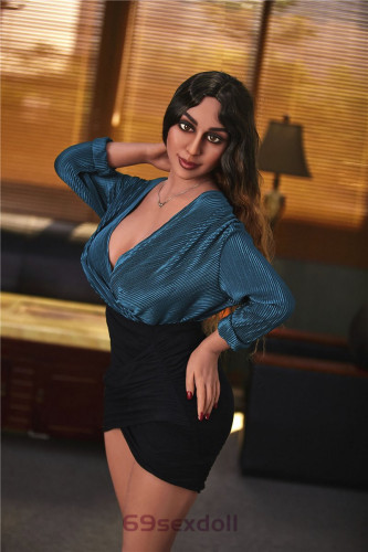 Christel - E cup TPE Life Size Sex Doll 161cm Irontech Jasmine Real Dolls