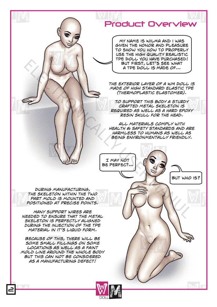 WM TPE Sex Doll manual-2