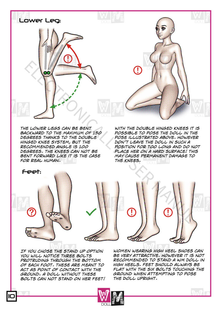 WM TPE Sex Doll manual-10