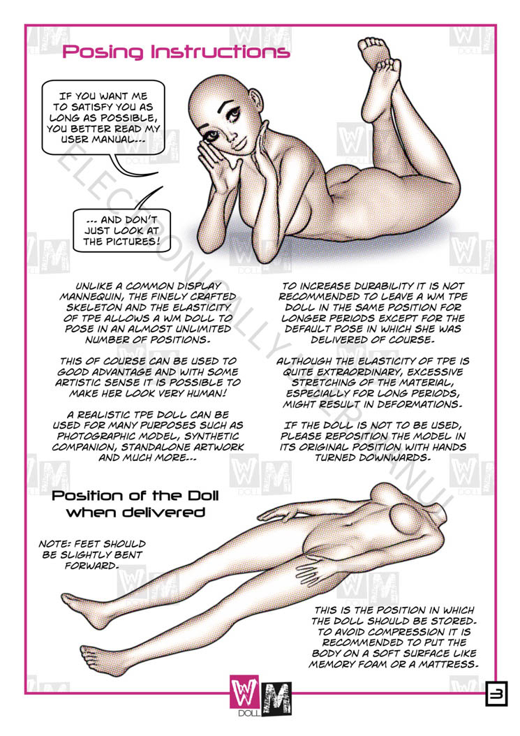 WM TPE Sex Doll manual-3