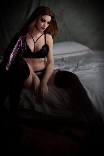 Kaylin - Lewd Whore 160cm Girl Sex Doll TPE 6YEDOLL Best Real Dolls