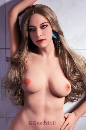 Jazlyn - Classical Beauty Long Hair 6YEDOLL Human Sex Doll TPE 160cm BBW Real Dolls