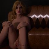 Gloria - Pretty Girl 158cm Sex Doll TPE 6YEDOLL Plush Real Dolls