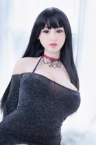Marlee - Long Black Hair 6YEDOLL Lesbian Sex Doll 160cm TPE Male Real Dolls