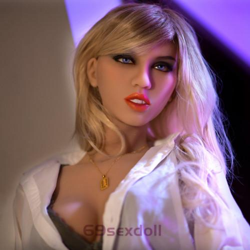 Kathleen - 6YEDOLL Plush Sex Doll TPE 170cm Lesbian Real Dolls