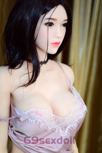 Eliza - Long Black Hair TPE Sex Doll for Sale 6YEDOLL 165cm Sexy Real Dolls
