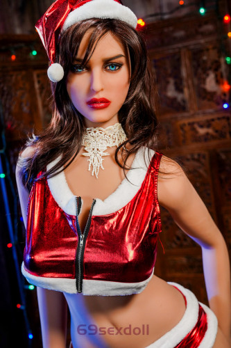 Meredith - TPE Sex Doll Nude 6YEDOLL 163cm Real Life Dolls