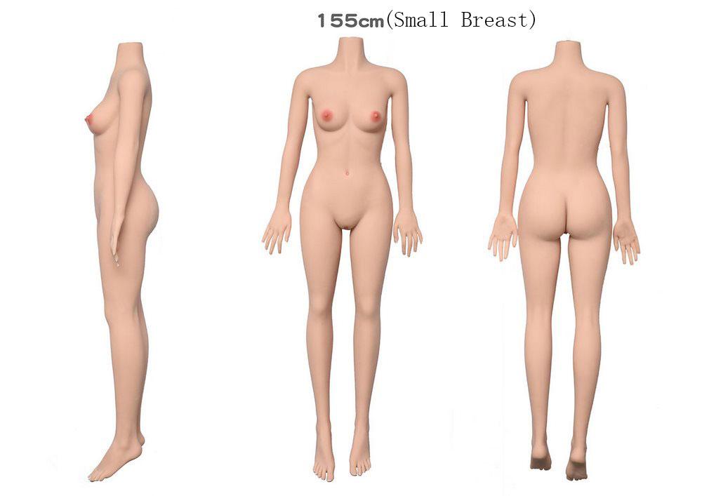 155cm AXBDOLL Small Breast