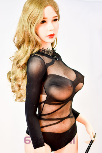 Danica - Long Blonde Hair TPE Adult Sex Doll 6YEDOLL 165cm Life Size Real Dolls