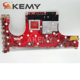 Akemy GL504GM motherboard For ASUS ROG HERO GL504GM GL504GS GL504GV GL504GW GL504 laptop motherboard I7-8750H GTX 1060 /6GB